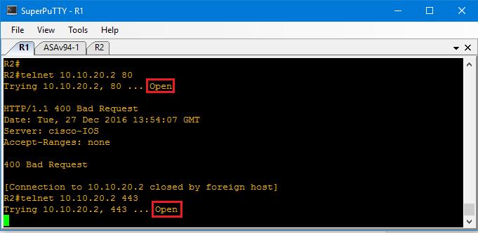 Configure ACL on Cisco ASA Firewall | Tech Space KH