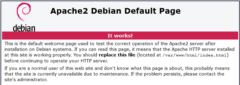 Installing And Configuring Apache Web Server on Debian 9