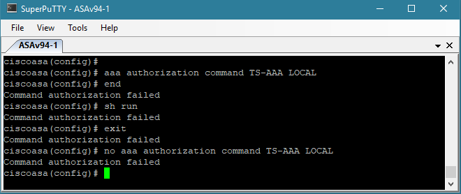 How to Configure Tacacs+ on Cisco ASA 9 x | Tech Space KH