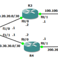 Configuring Dual WAN Failover on Two Cisco Routers