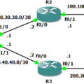 Configuring Dual ISP load balancing on Two Cisco Routers