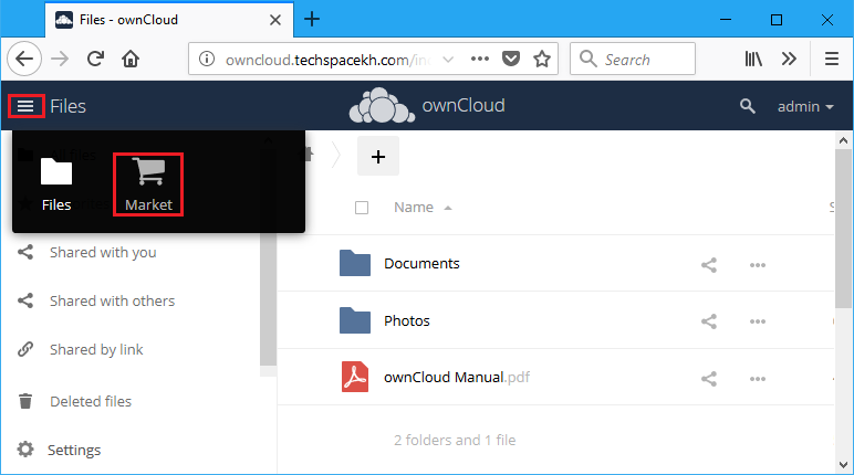 ownCloud LDAP Active Directory User Authentication | Tech